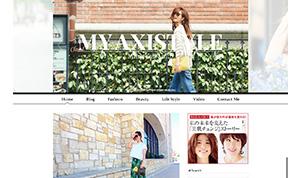 世界観のあるブログでスタイル発信。 人気インスタグラマーの川人未帆さんのオフィシャルブログオープン
